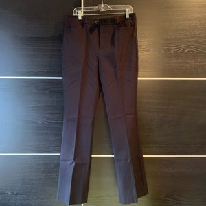 Kenneth Cole New with Tags Black Pants